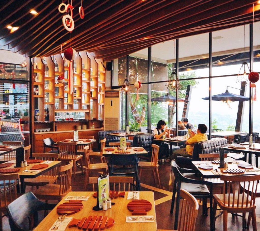 Interior Khusus Untuk Restaurant