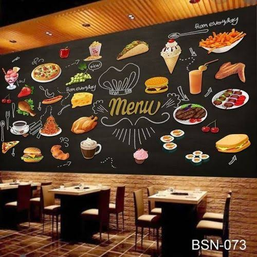 wallpaper restoran
