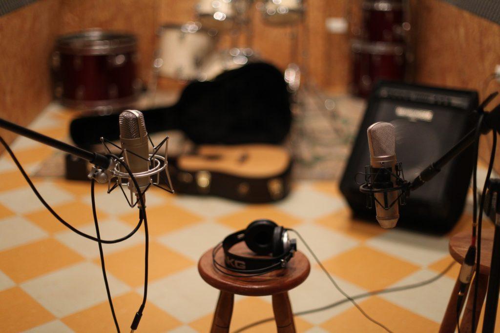 Buka Usaha Studio Musik