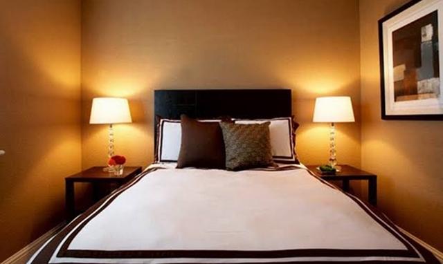 Cara Tata Kamar Tidur yang Baik Dengan Cahaya
