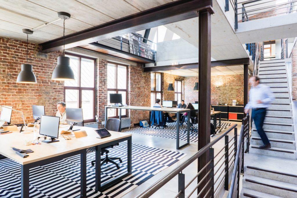 Desain Kantor Ala Kafe yang Menarik dan Nyaman