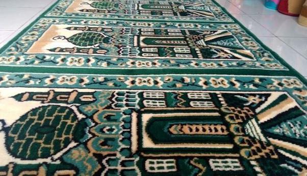 Manfaat Karpet Masjid